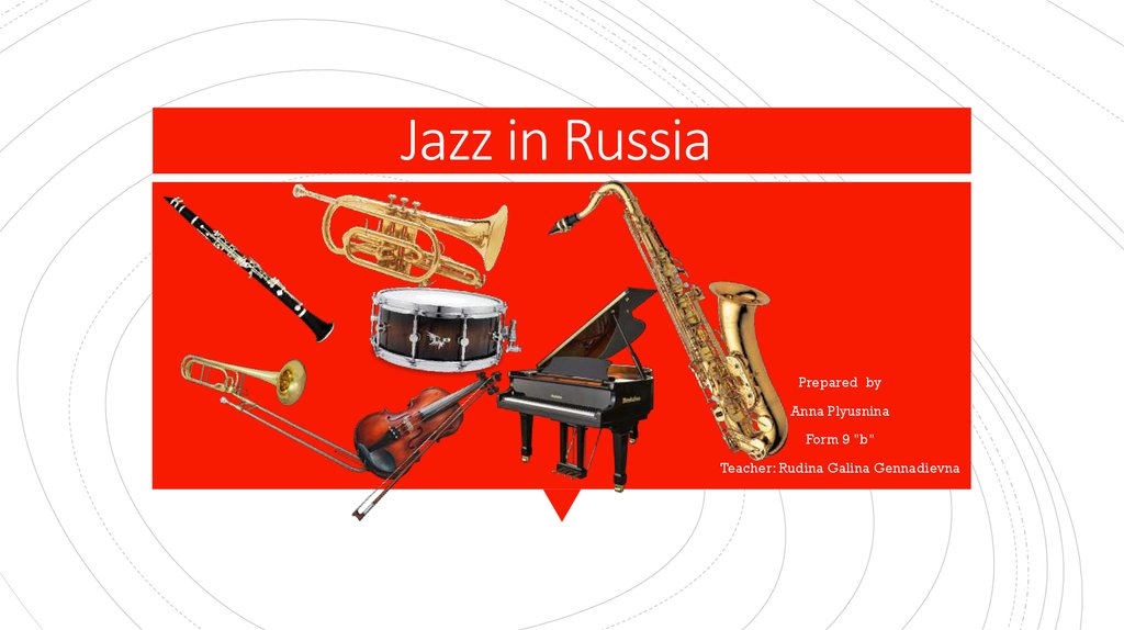 Jazz in Russia
