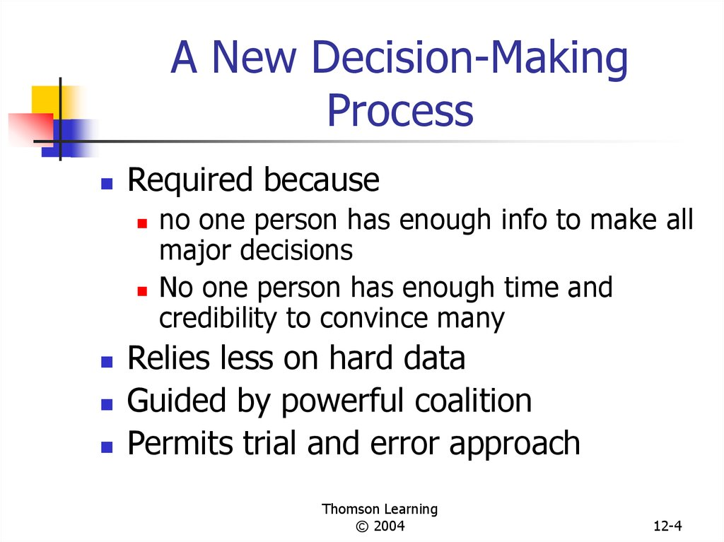 decision making process Guidelines to problem solving and decision making much of what people do is solve in the problem solving process is why problem solving and decision making.