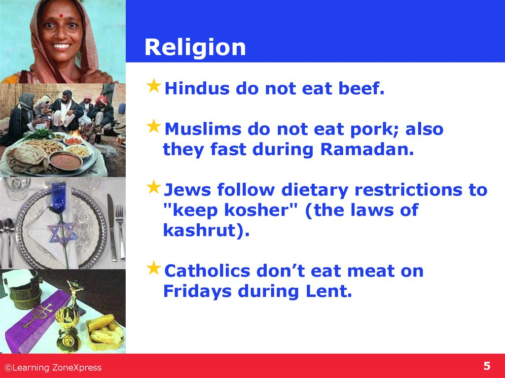 Hindus Do Not Eat Which Foods