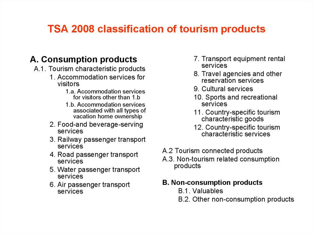 World Tourism Market Defining and understanding the world tourism