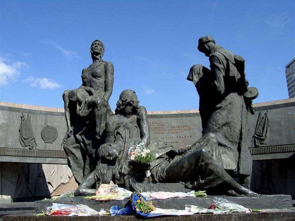 военные памятники россии в санкт петербурге первый