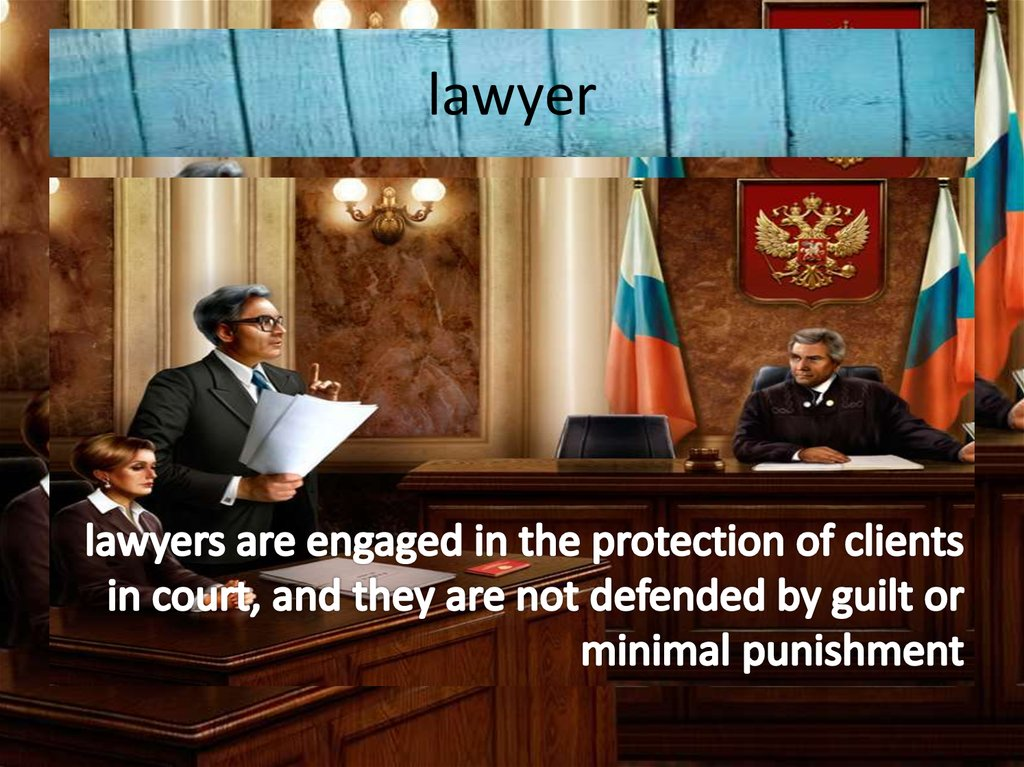 legal profession in russia The regulation of the legal profession in russia – proposals for change november 17, 2010 this was the second seminar that the brla has organised (in conjunction with the law society and the bar council and hosted by salans) as part of russian commercial law week, on the regulation of the legal profession in russia – proposals for change.
