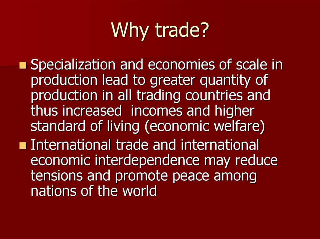 fair trade vs free trade Fair trade is accomplished when nations trade with each other autonomously free trade is similar, but the lack of fairness is often attributed to third parties like the wto.