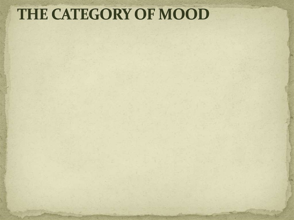 the category of mood Dsm-5 and psychotic and mood disorders george f parker, md the criteria for the major psychotic disorders and mood disorders are largely unchanged in the diagnostic and.