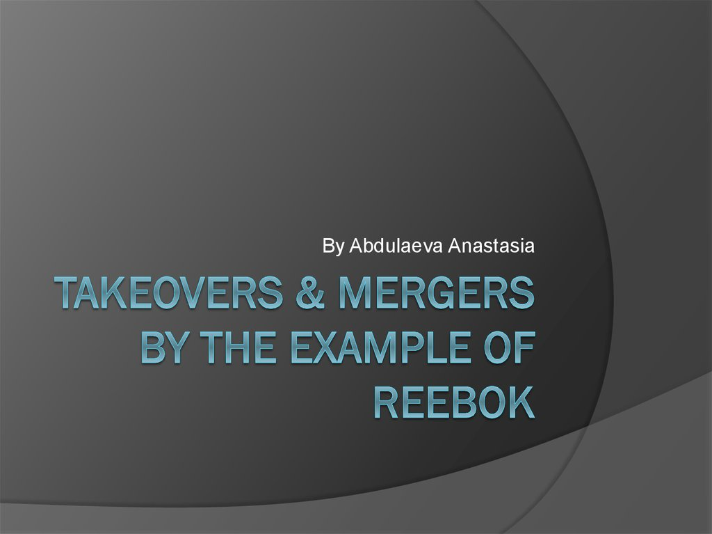 pricing strategy of reebok Marketing strategies by adidas and hardware such as bags and balls reebok • • • • rigid pricing structure has not done well in the indian.