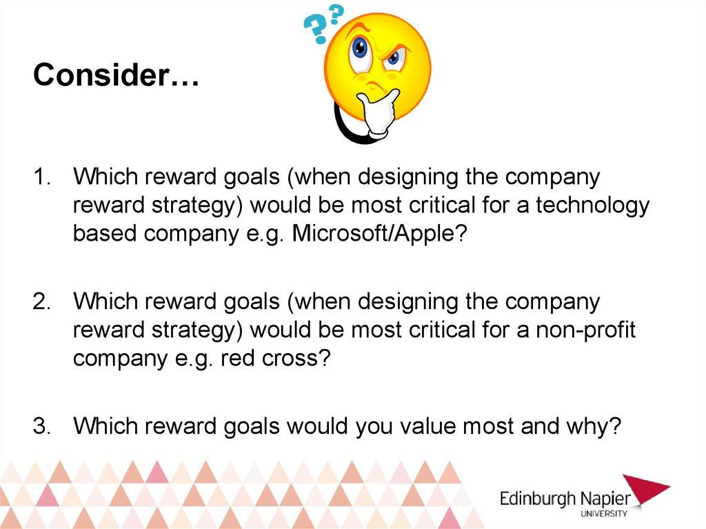 Reward Management Introduction