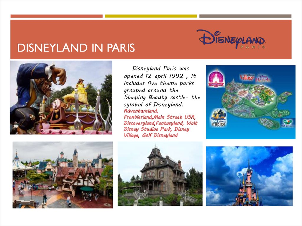 Disneyland in Paris