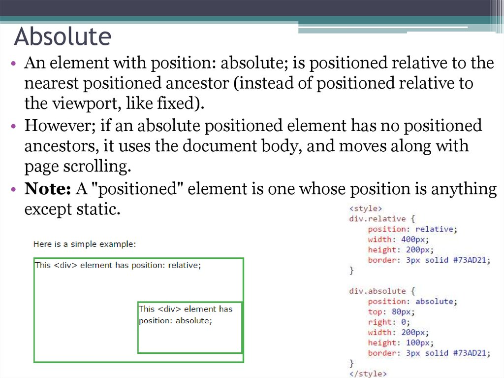 Css Scroll Position