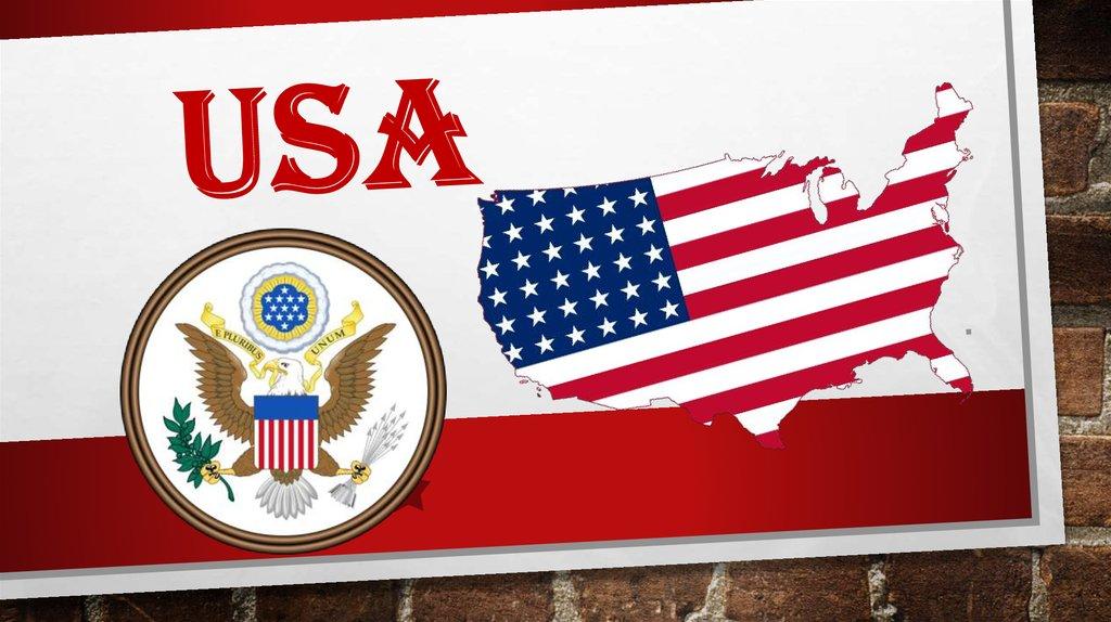 The United States Of America Usa Online Presentation