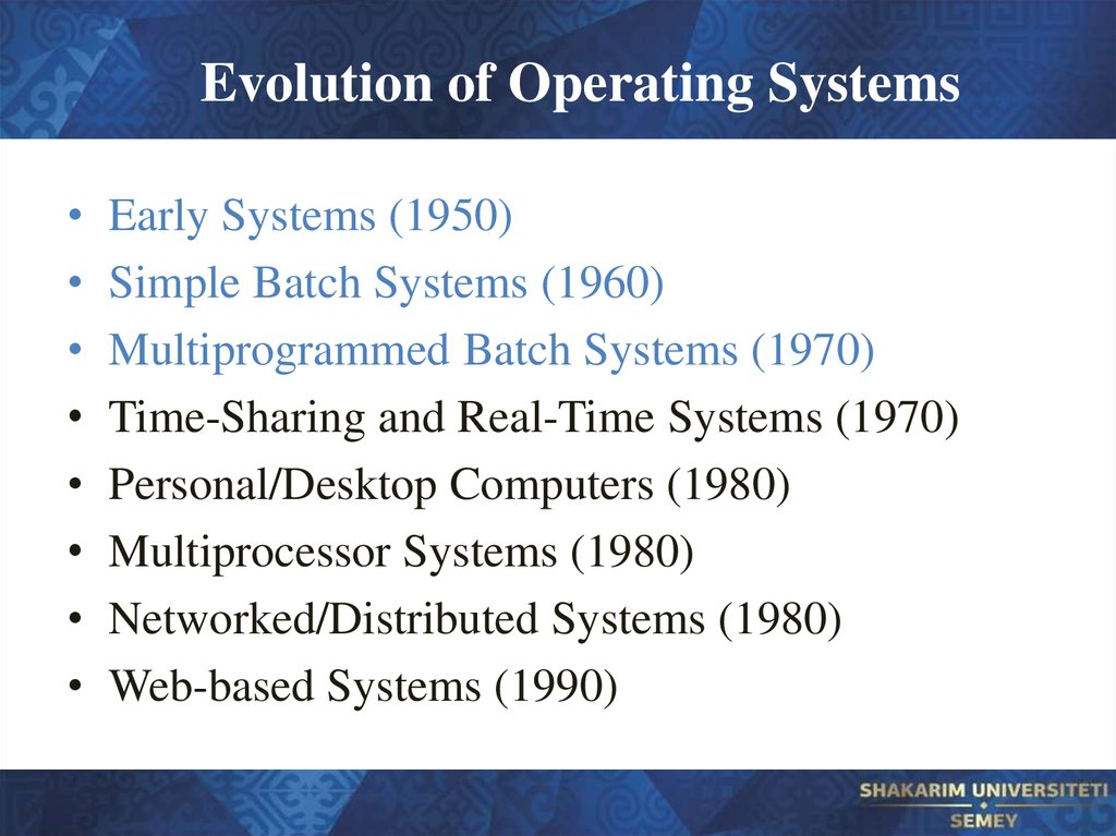 evolution of operating systems essay Read this essay on the evolution of microsoft network operating systems come browse our large digital warehouse of free sample essays get the knowledge you need in order to pass your classes and more.