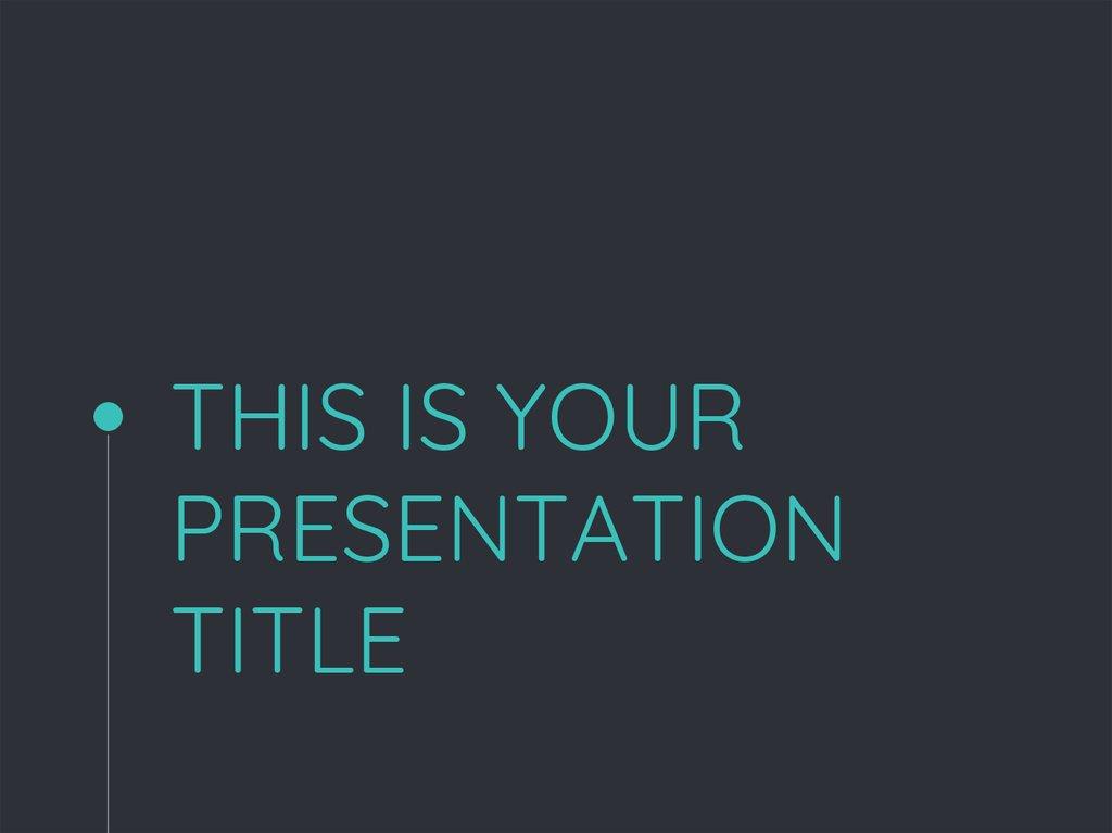 Instructions For Use Edit In Google Slides Online Presentation