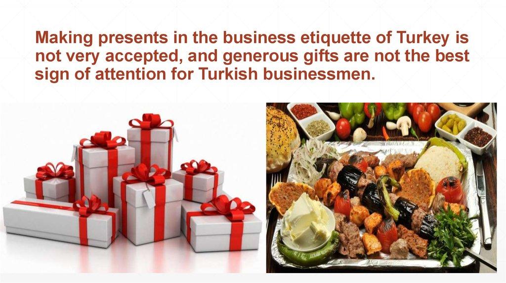 Business culture in Turkey - online presentation