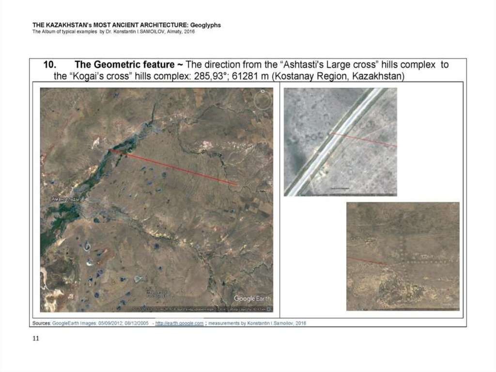 The kazakhstan's most ancient architecture: geoglyphs - online