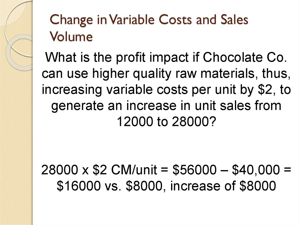 domino variable cost and mr blanchard In this article you will learn what fixed and variable costs are and what you need to pay attention to and how knowing food is going to be a variable cost.