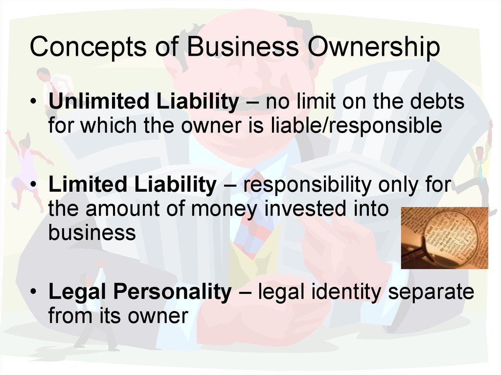 the concept of ownership The apparent accessibility of the ownership concept to workers and managers, experts and non-experts alike is the quality that makes it most interesting it is also, however, the same quality which underlies both the enormous constructive and destructive potential of the ownership idea when applied to the workplace setting.