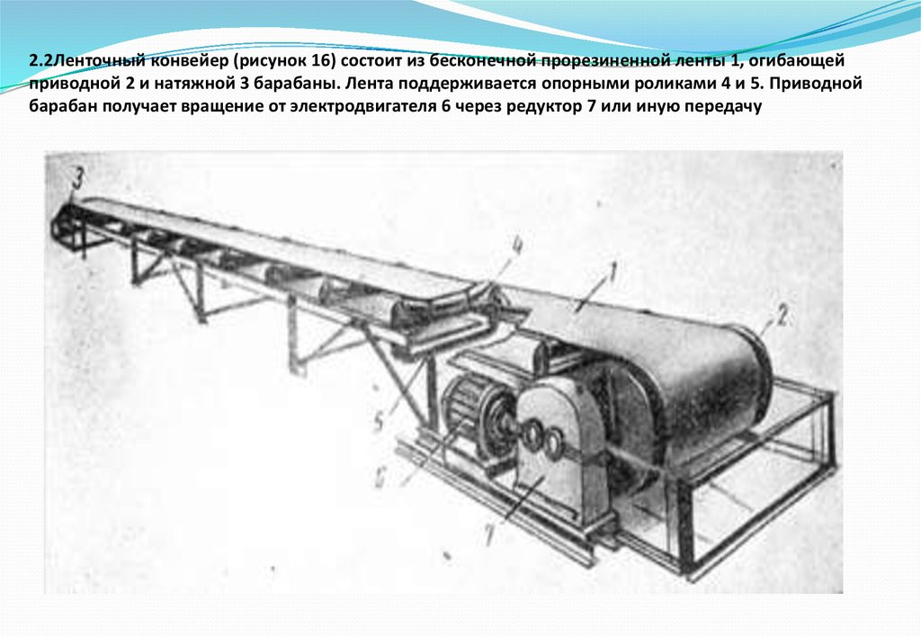 Ленточный конвейер натяжной барабан ремонт отзывы на авто фольксваген транспортер