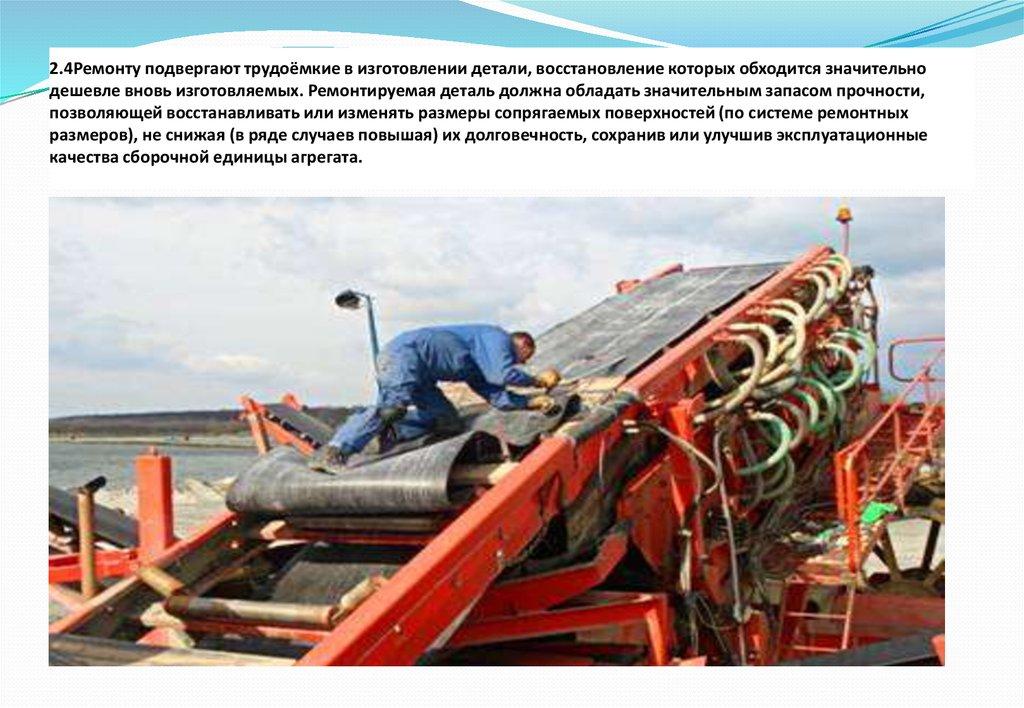 Работы при ремонте конвейера спроектировать привод винтового конвейера