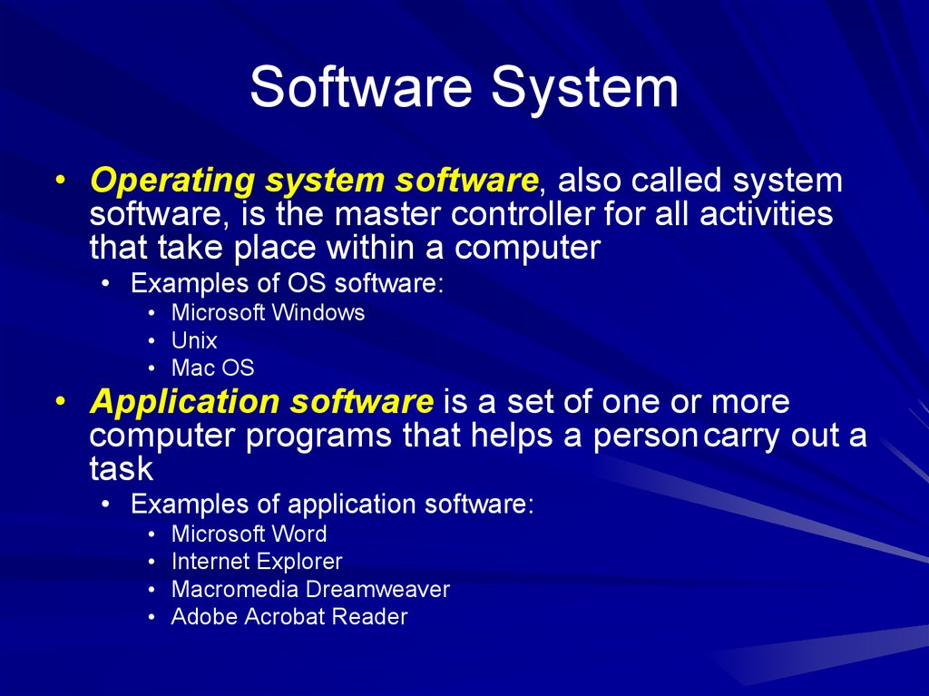 Introduction To Computer Systems Online Presentation