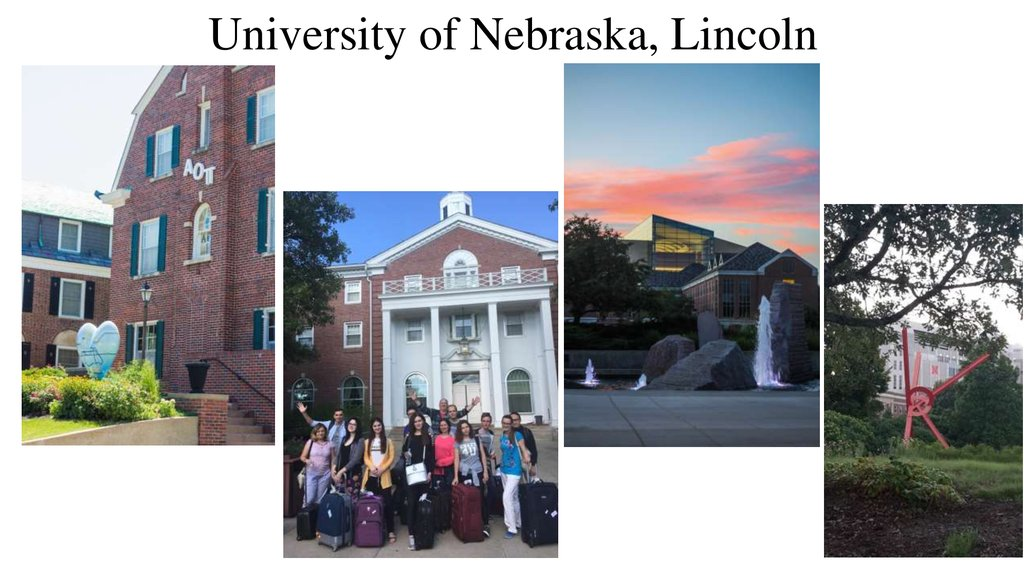 university of nebraska lincoln thesis Distance education faq the university of nebraska-lincoln has been accredited by the north central association of colleges and this is a non-thesis.