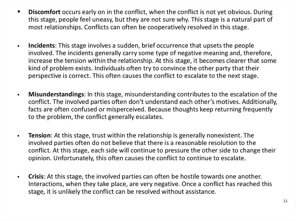 Conflict Management  Managing Technical People - презентация онлайн