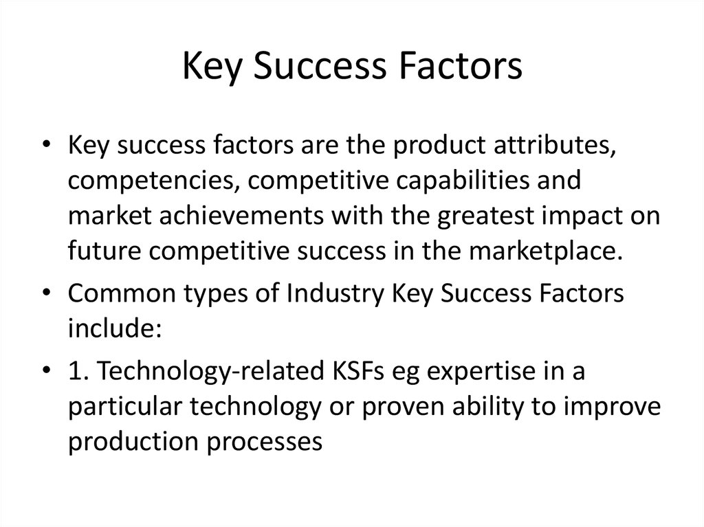 chipotle key success factors