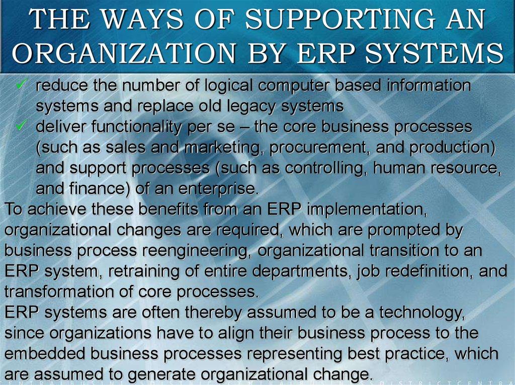evolution of computer based information system