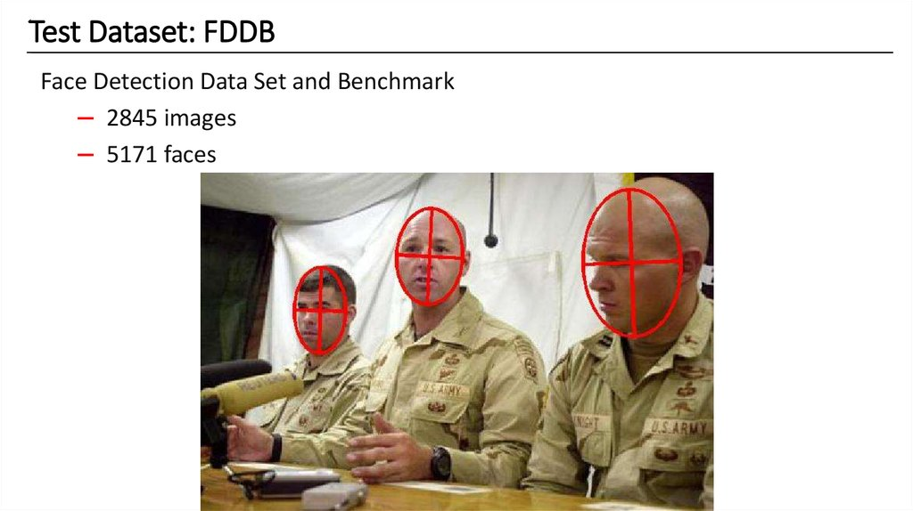 Face Recognition: From Scratch to Hatch - online presentation