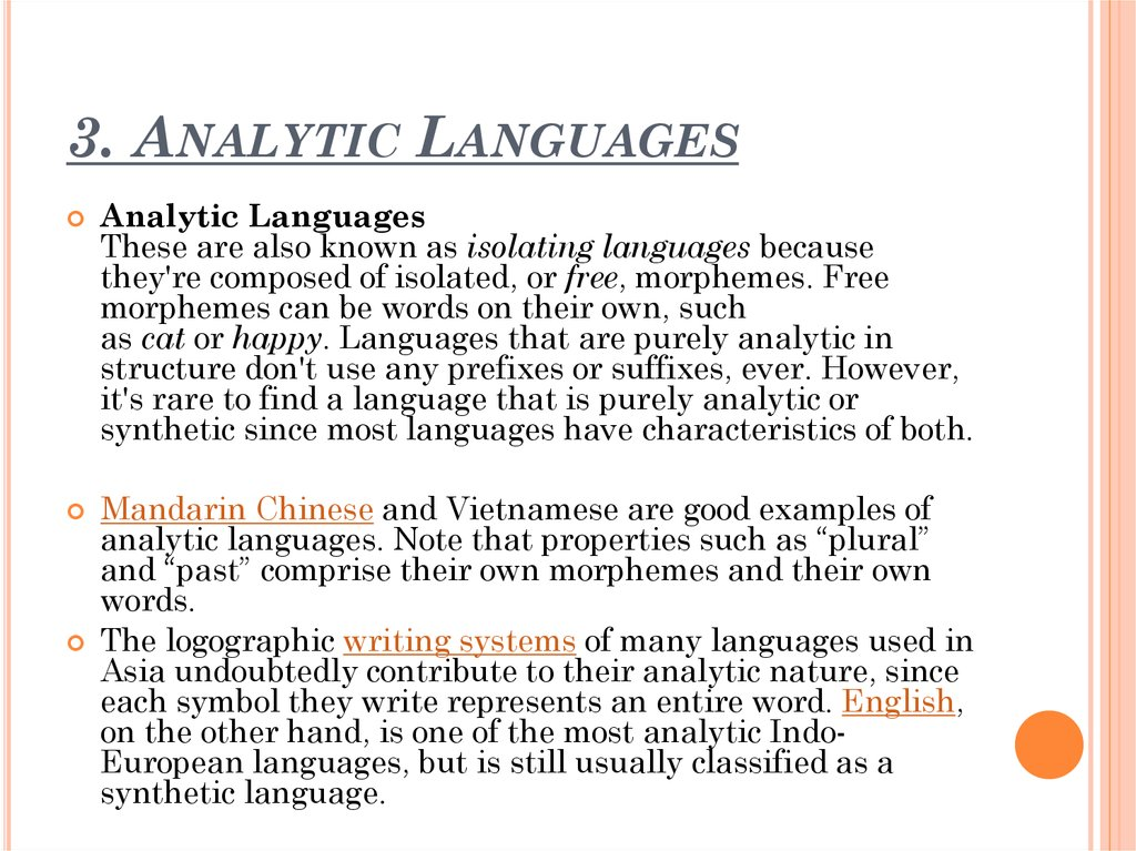 language analysis 1 Literary analysis of genesis 1:1—2:3 page 2 inthebeginningorg the majestic opening of genesis 1:1—2:3 forms the first major literary section of.