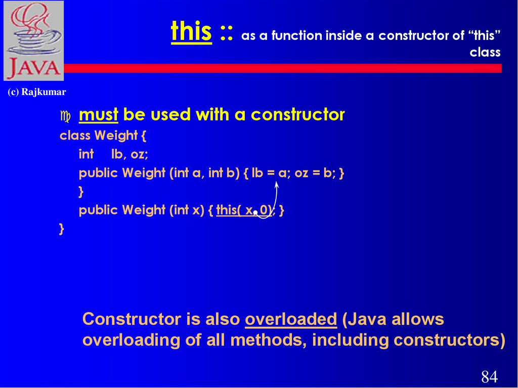 "this :: as a function inside a constructor of ""this"" class"
