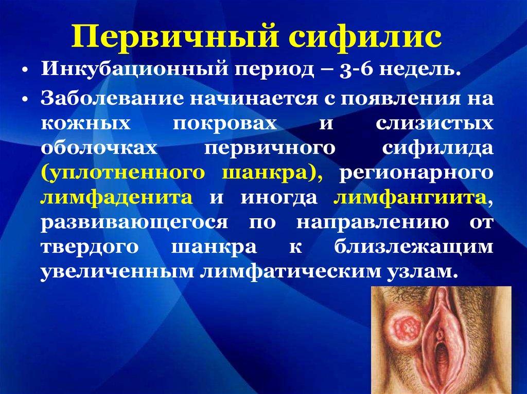 Все венерические болезни в картинках