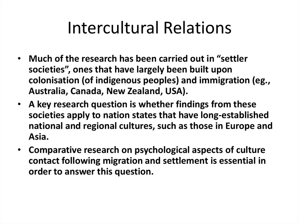 intercultural aspect of culture 2 essay This cultural gap has caused difficulty in understanding or communication between generations and among people in the same culture third aspect to discuss the impact of intercultural communication on the communication competence, there is no denying that the various cultures of the world are far more accessible than ever.