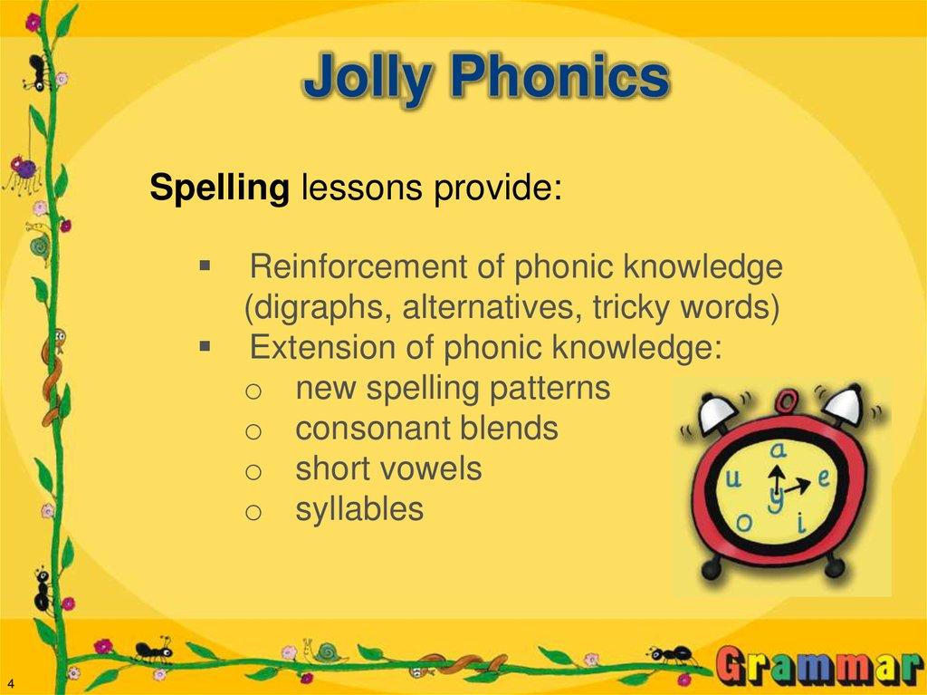 phonics  u0026 grammar