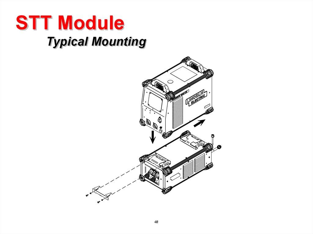 power wave u00ae s350 ce  u0026 stt module service training