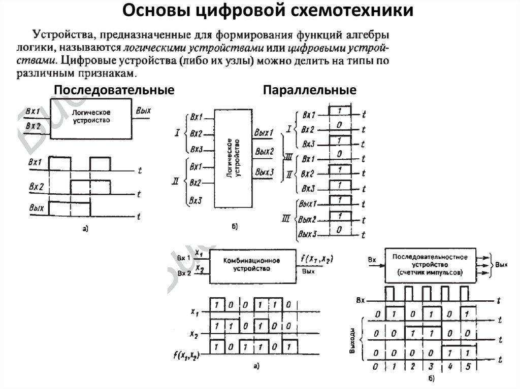 Решебники по схемотехнике