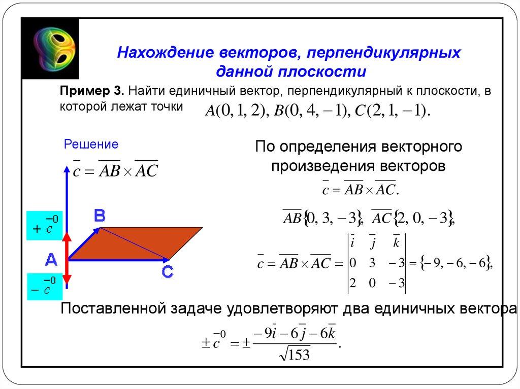 Векторное произведение векторов задачи и решение решение задачи одна таблетка лекарства содержит