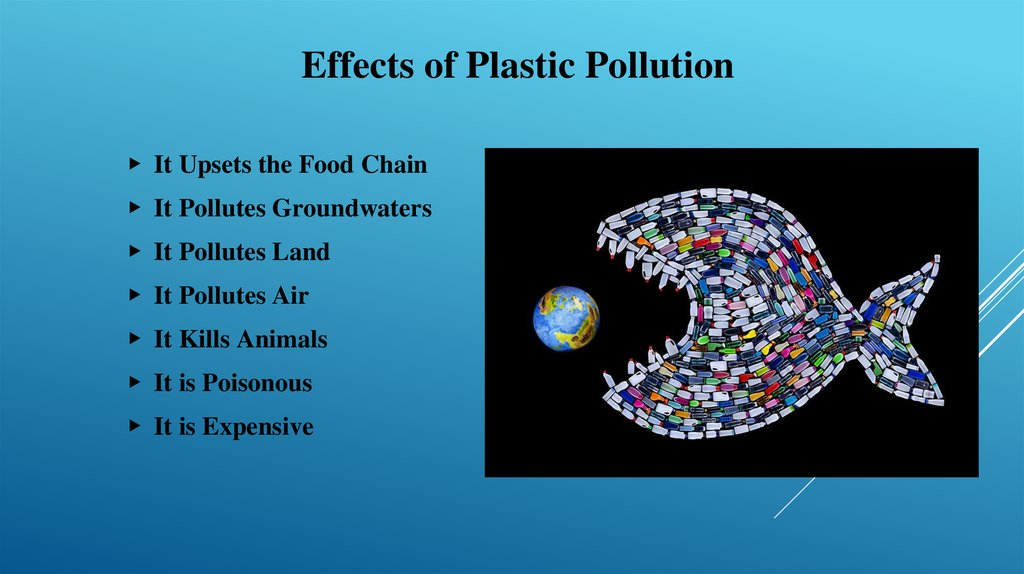 how to solve plastic pollution