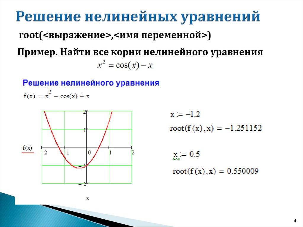 Mathcad для решения инженерных задач информация для решения поставленной задачи