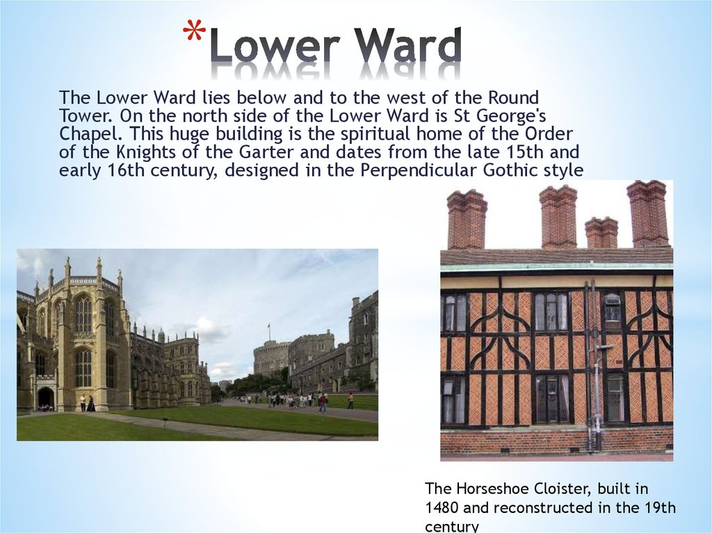 Lower Ward