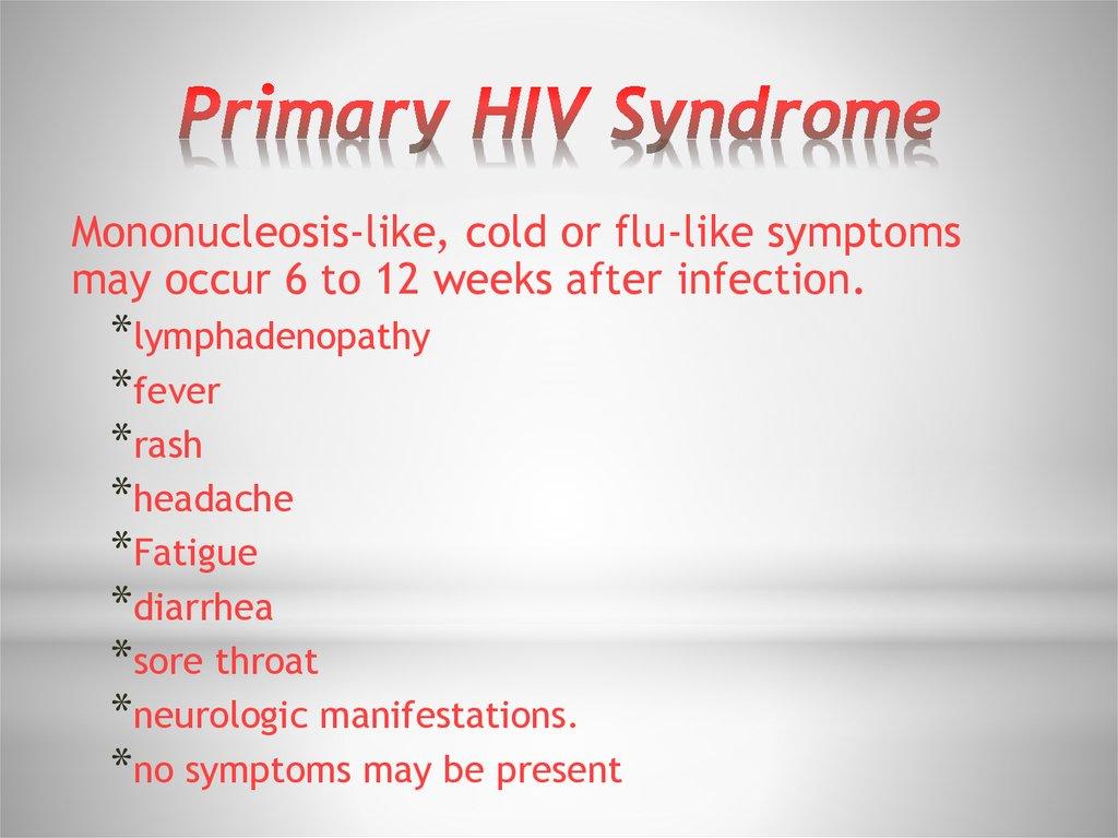 HIV-1 and HIV-2  Human Immunodeficiency Virus - online