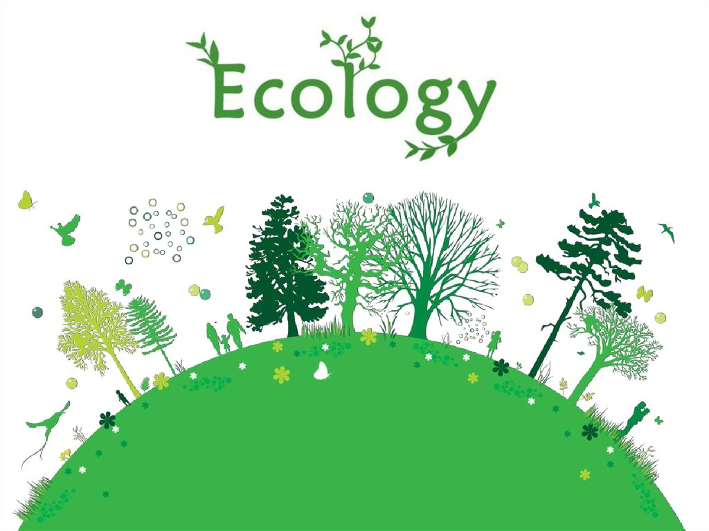 """The word """"ecology"""" translates from Greek means the science of the ..."""