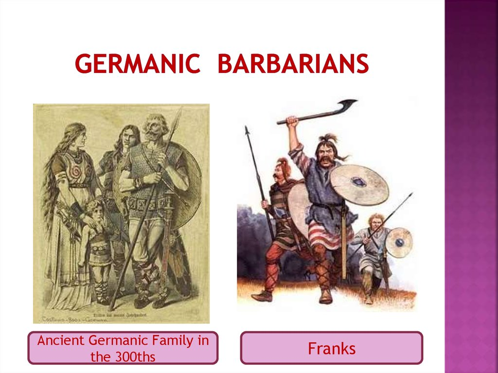 SIMPLY SOLDIERS: German Fighting Man: Ancient Times |Proto Germanic Tribes