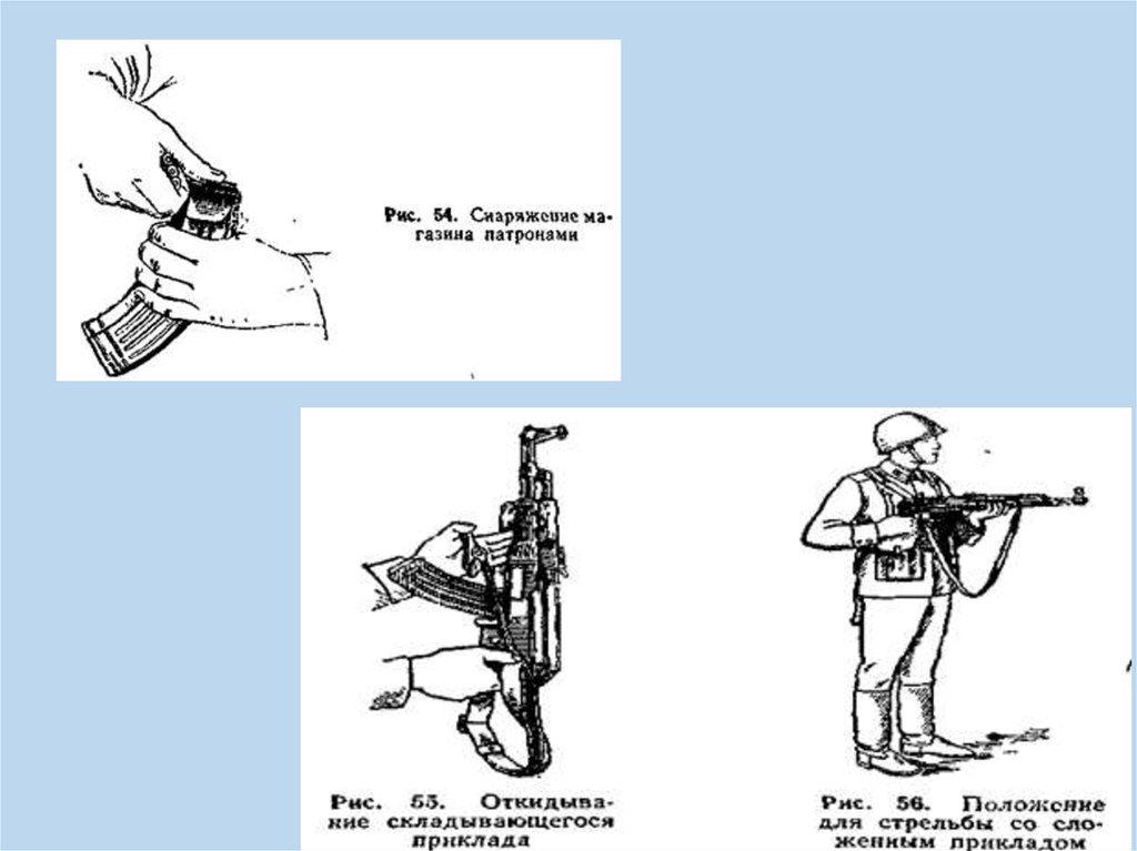 правила стрельбы из охотничьего ружья
