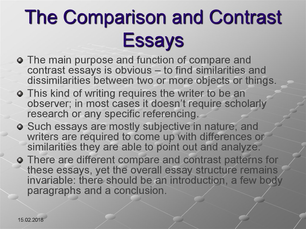 compare and contrast media essay A comparison of social media and public relations and the differences in the two from a social media marketing standpoint.