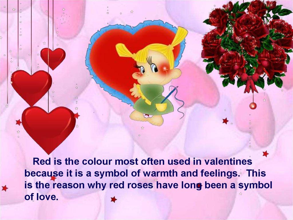 St Valentines Day Online Presentation