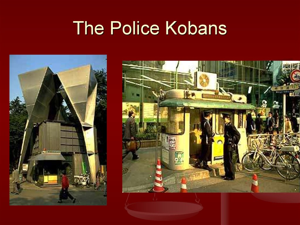 The Police Kobans