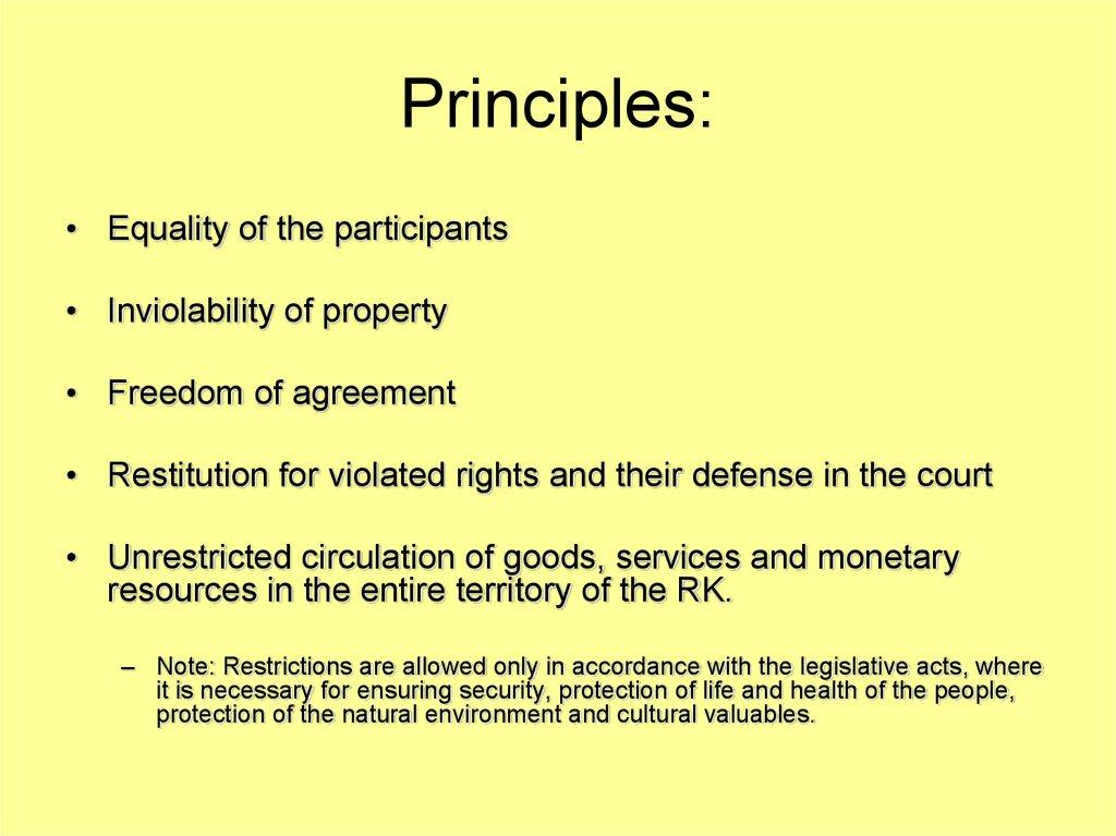 Law In Kazakhstan Online Presentation