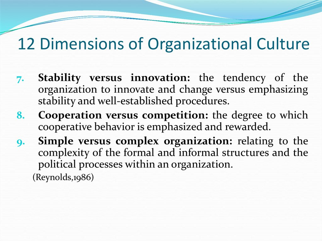 topic organizational culture is fundamentally about Open organizational culture  organizational culture was a compelling topic in community an unquenchable thirst for fundamental systems knowledge is.