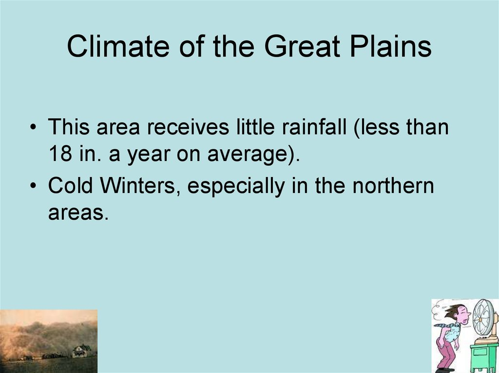 Climate of the Great Plains