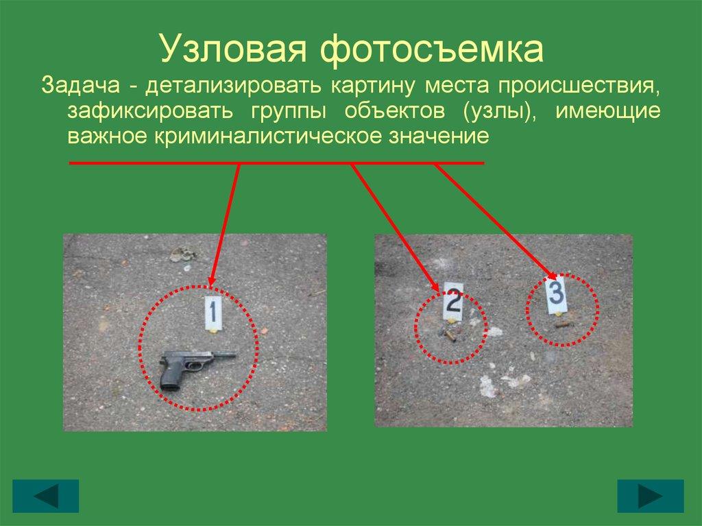 Криминалистическая фотография примеры