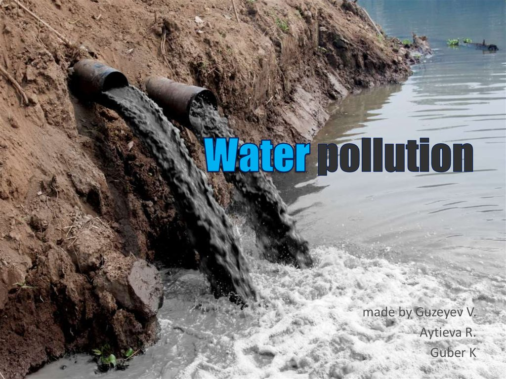 water pollution 2 essay Water pollution essay 1 (100 words) water pollution has become a continuous increasing problem on the earth which is affecting the human and animal lives in all aspects water pollution is the contamination of drinking water by the poisonous pollutants generated by the human activities.